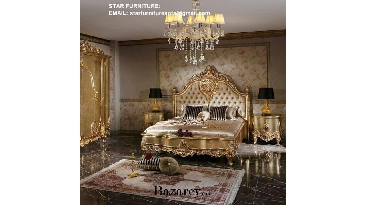 We sell Bed set and chair set