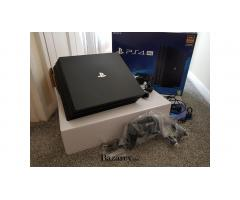 Sony PlayStation 4 Pro 1TB 4K Game Console